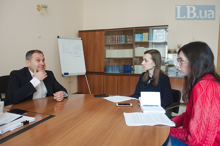 Ivan Lishchyna, Natalia Shymkiv, Victoria Matola