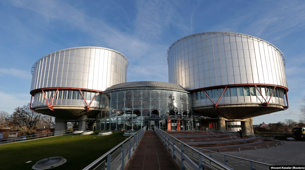 The building of the European Court of Human Rights, Strasbourg Photo: Reuters