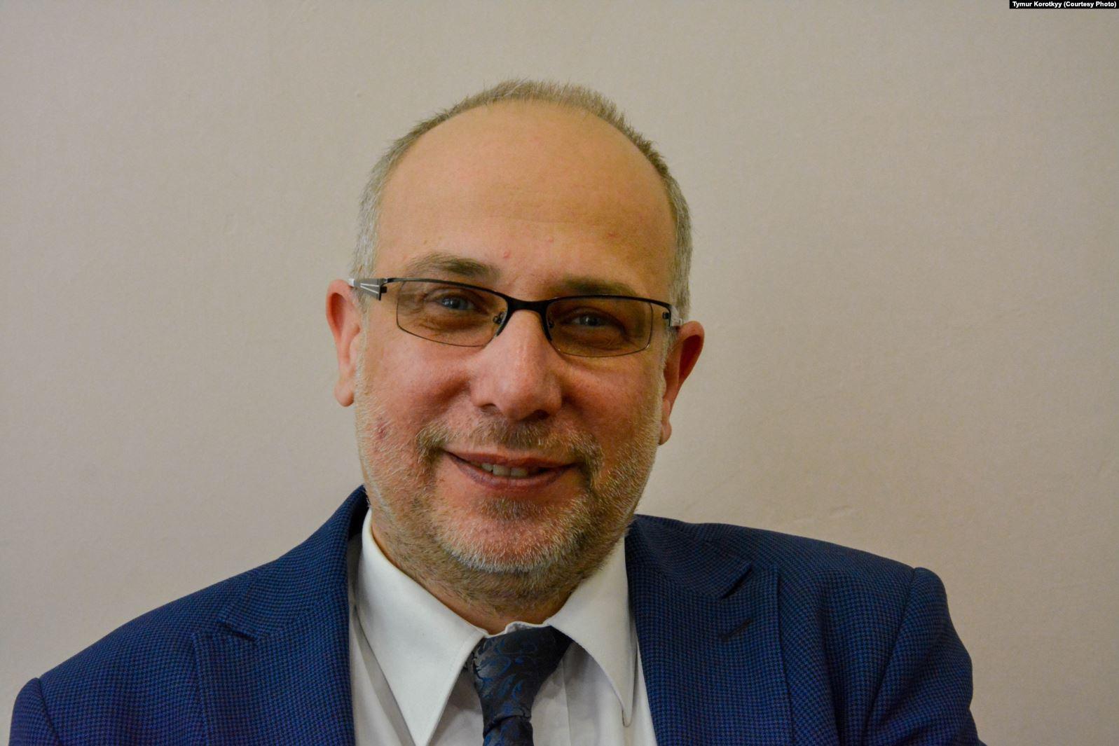Tymur Korotkyi. Courtesy Photo